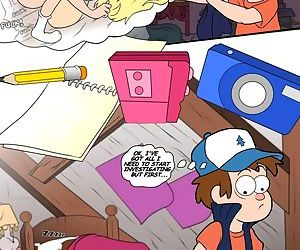 Gravity Falls - One Summer Of Pleasure 2