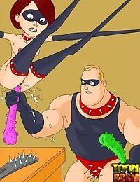 Hot bdsm cartoon characteres everywhere - part 8