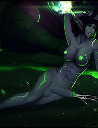 Night elf shemales - part 16