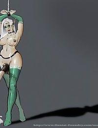 Hentai shemale elfs - part 3