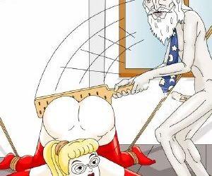 Hot bdsm cartoon characteres everywhere - part 20