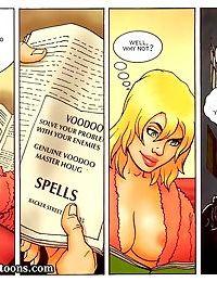 Voodoo hardcore sex