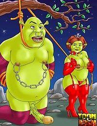 Hot bdsm cartoon characteres everywhere - part 18