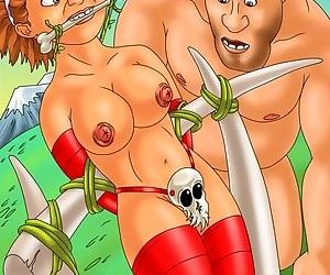 Hot bdsm cartoon characteres everywhere - part 4