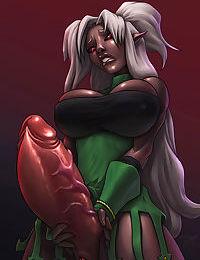 Dickgirls scifi porn - part 24