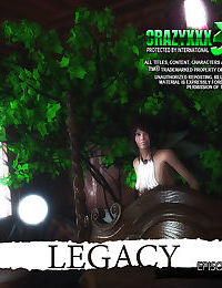 Crazy toons gallery 13 legacy episode 39 losers - part 3