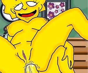 Simpsons anal orgies - part 14