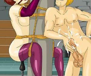 Hot bdsm cartoon characteres everywhere - part 3