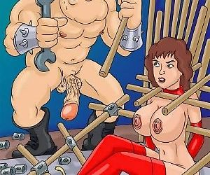 Hot bdsm cartoon characteres everywhere - part 6