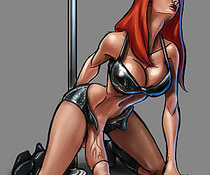 Redhead futanari porn - part 15