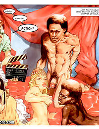 Dirty orgy on casting - part 19