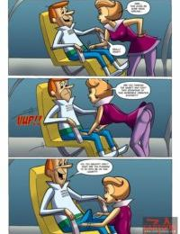 The Jetsons COMIC 1 CARTOONZA
