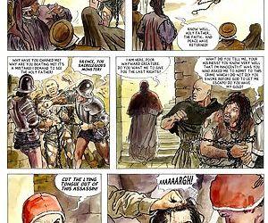 Borgia #2 - The Power and The Incest