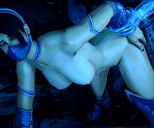 Mortal Kombat- Kitana