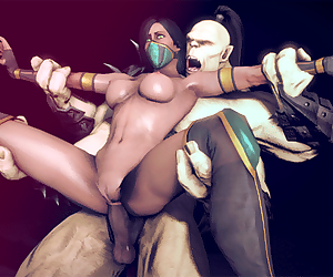 Mortal Kombat- Jade
