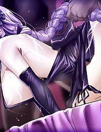 Purple Heart Escape RPG CG Rip
