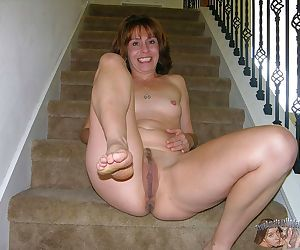 Skinny mature sage quest showing her tiny tits - part 171