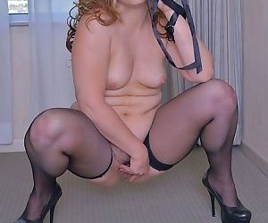 Busty mature amateur delicia dangelo strips naked. - part 1612