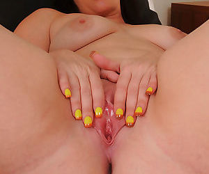 Beautiful plump virgo peridot shows hot ass in white lingerie & spreads naked - part 546