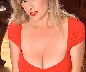 Blonde multi pierced german housewife marina rene - part 1293