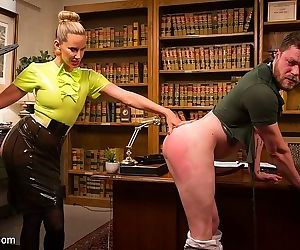 Maitresse madeline femdom humiliates and anal fucks bdsm sub boy - part 2851