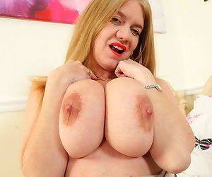 Big titted housewife lily may playing with herself - part 2204