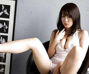 Rabelaisian asian newborn Mai Nadasaka slowly invention say no to gorgeous coils