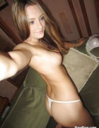 Kennedy Nash is doing some outstanding self shots while she is naked