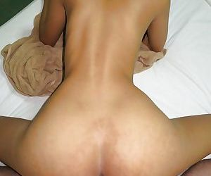 Busty Thai prostitute taking hardcore POV fucking of pussy from big cock - part 2