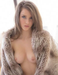 Adorable brunette babe Malena Morgan showcasing her flawless curves - part 2