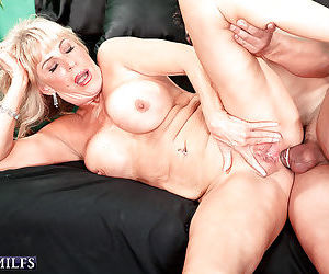 Phoenix Skye gets working with much younger man in extreme anal scenes - part 2