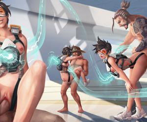 Overwatch Girls