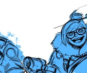 Overwatch - Mei-Ling Zhou - part 3