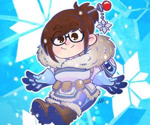 Overwatch - Mei-Ling Zhou - part 6