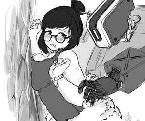Overwatch - Mei-Ling Zhou - part 8