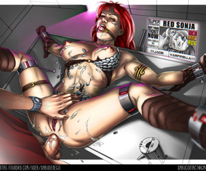 Sex Arcade by Sabudenego - affixing 5