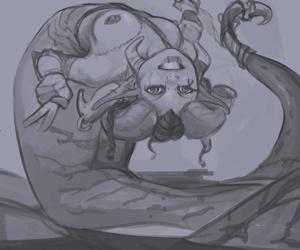 Artist Scratch paper - Pixiepowderpuff - part 2
