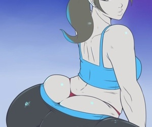 Thick Girls in Skin-tight Clothes - Overwatch Inspired - fixing 3