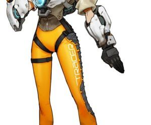 Girls Be fitting of Overwatch - ornament 2