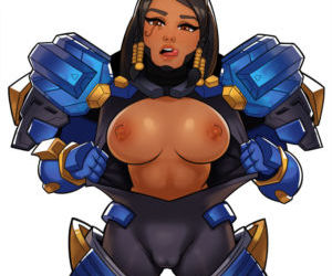 Girls Be beneficial to Overwatch - part 7