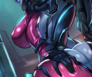 Girls Be expeditious for Overwatch - fixing 8