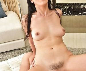 Asian pornstar Marica Hase goes pest to frowardness beside dancing an eye