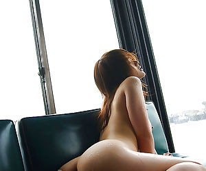 Mr Big asian chick with sexy ass Sumire Aida slipping lacking say no to clothes