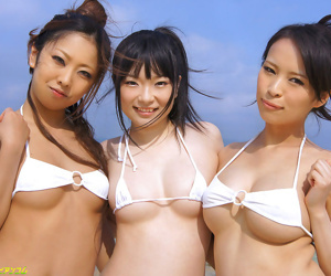 Asian wide compacted bikini gangbanged otiose - fastening 465
