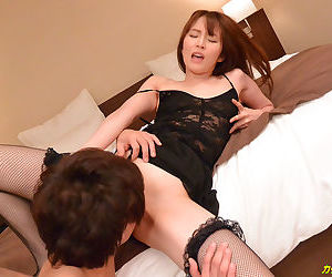Making love round a well done japanese main - part 4175