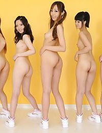 Asian jpop singers get completely naked - part 445