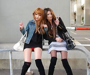 Sex-crazed japanese bitches - part 4894