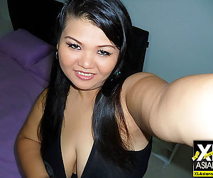 Chubby asian girl gip takes photos of ourselves - part 4095