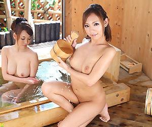 Hikari wide an sexy foursome - part 4079