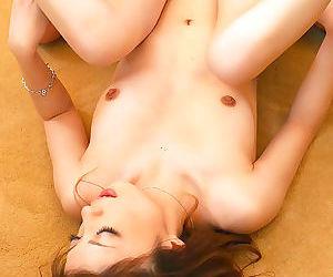 Yume imano japan cutie sucks down jumbo load of shit - part 4778